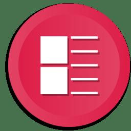 Иконка Варианты, список, методы
