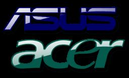 Логотип Asus Acer