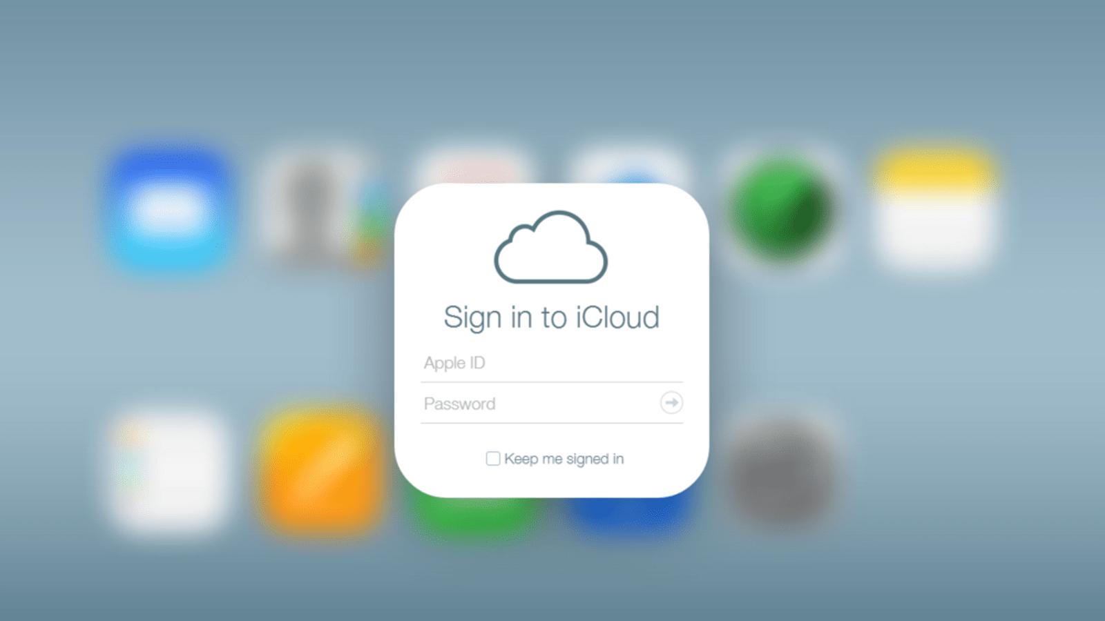 Как войти в iCloud через браузер