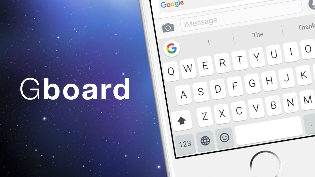 Как устранить неполадки в работе клавиатуры Gboard