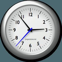 Иконка часы время