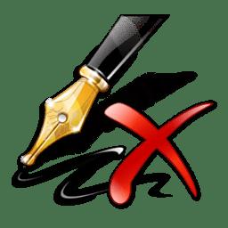 Иконка подпись отключение