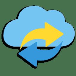 Иконка синхронизация облако