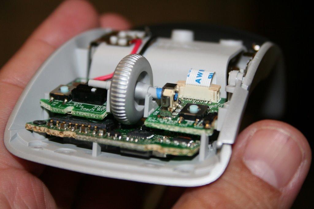 Не работает колёсико мыши: причины и решения