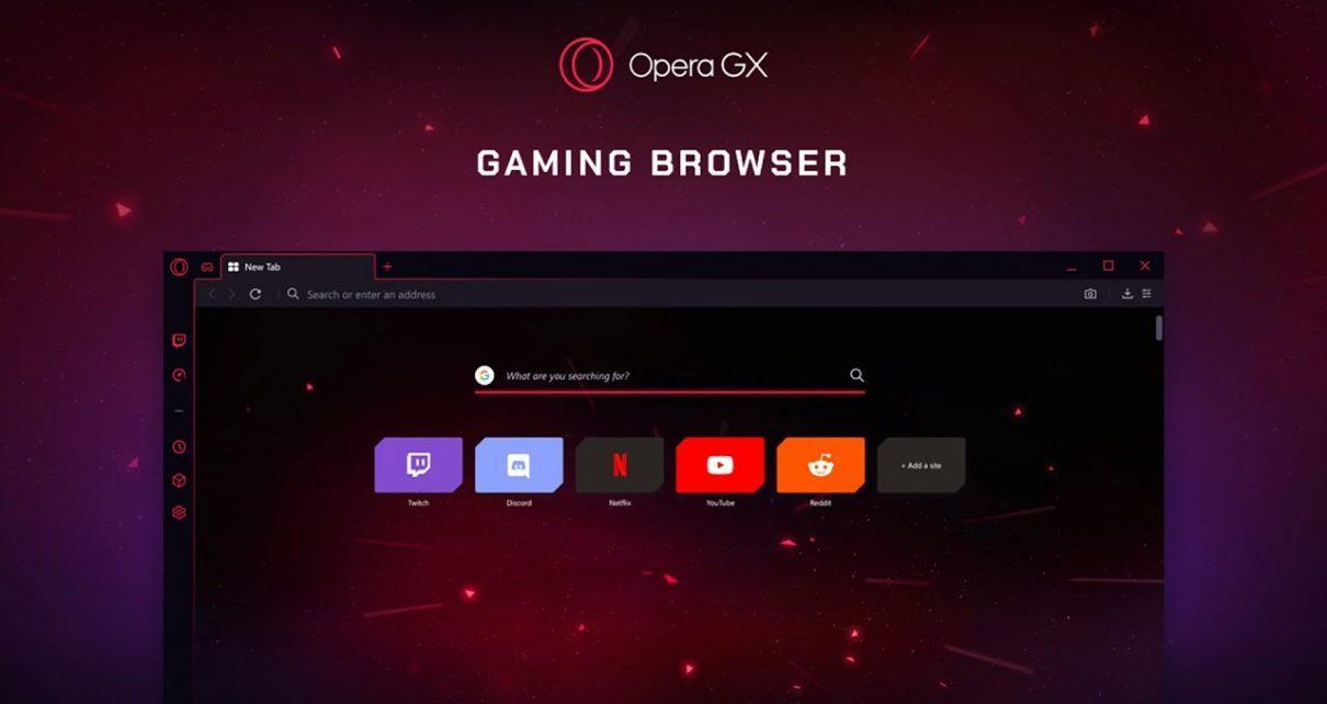 Opera GX не работает