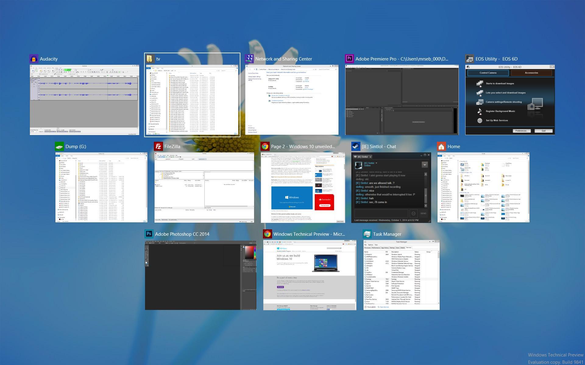 Не разворачиваются окна в Windows 10