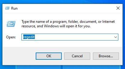 Меню инициализации команд в Windows