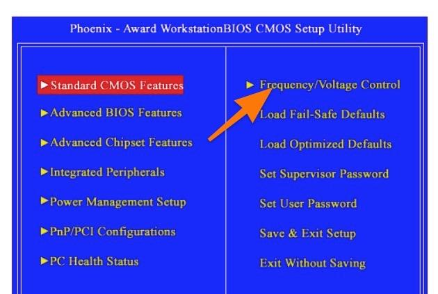 Дизайн Award BIOS