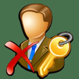 Иконка администратор удалить