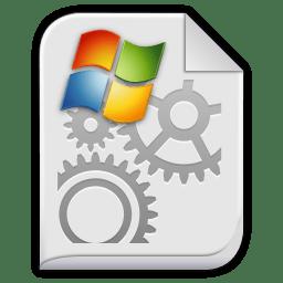 Иконка файл система