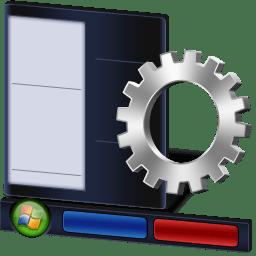 Иконка меню Windows настройки