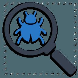 Иконка проверка на вирусы