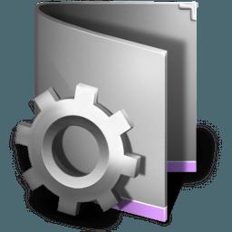 Иконка системная папка