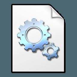 Иконка системный файл