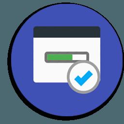 Иконка загрузчик программа проверка