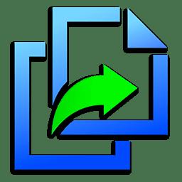 Иконка замена файла копирование