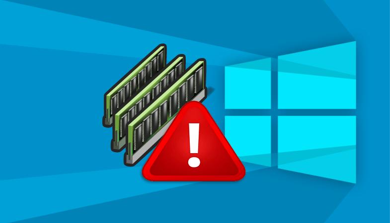 Windows 10 использует не всю оперативную память