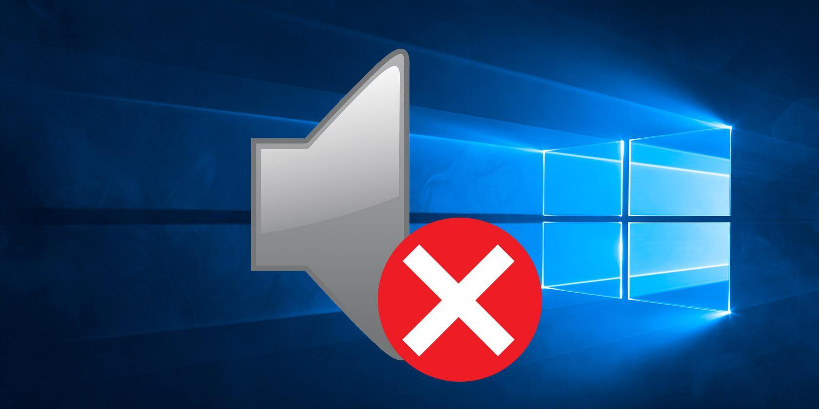 Компьютер не видит колонки в Windows 10: причины и решения