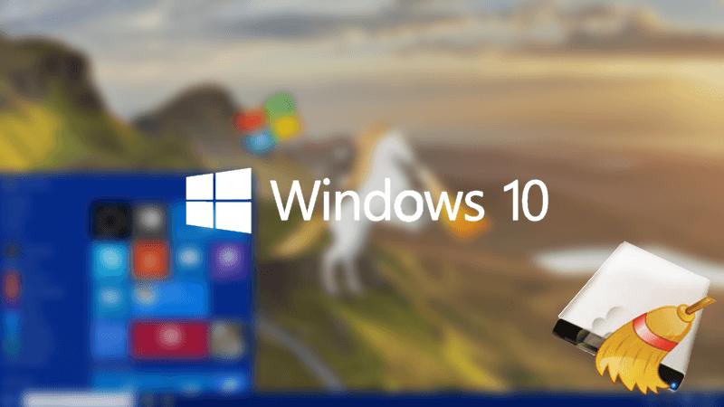 Папка ESD в Windows 10: что это и как удалить