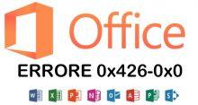 Ошибка 0x426-0x0 в Microsoft Office