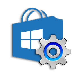 Иконка Настройки магазин Windows