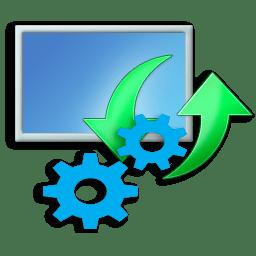 Иконка обновления настройки параметры
