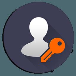 Иконка пользователь ключ