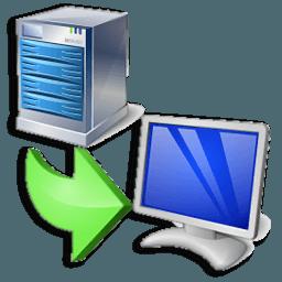 Иконка сервер компьютер