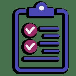 Иконка список варианты методы