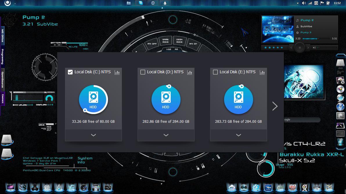 Новое средство работы с разделами диска в Windows 10