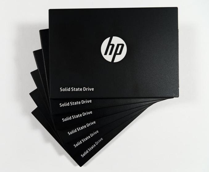 SSD от HP