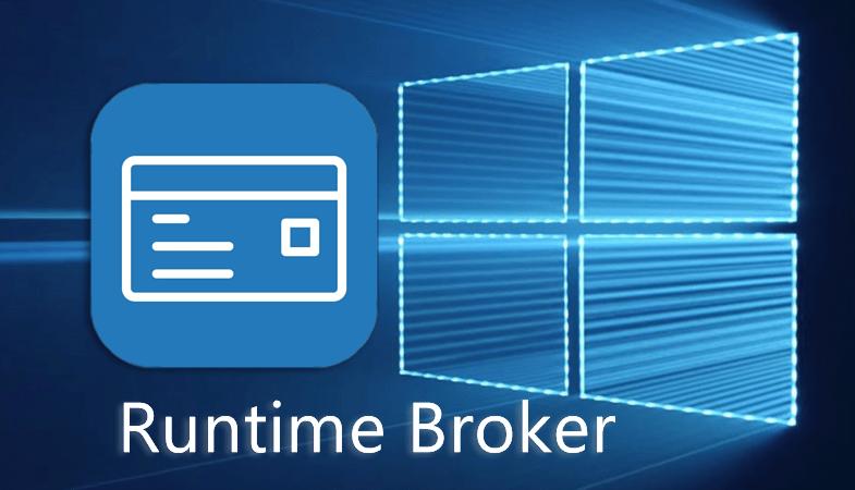 Процесс Runtime Broker в Windows 10