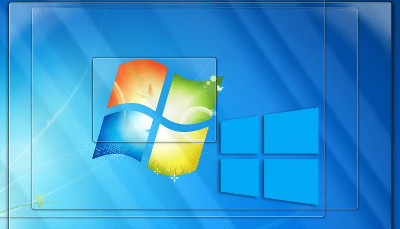 Вернуть прозрачность Windows 10 Aero Glass