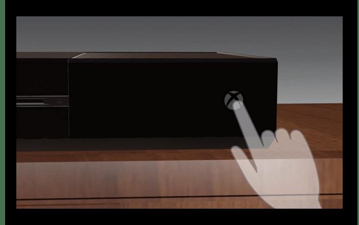 XBOX Кнопка включения