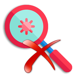 Иконка сканирование вирус отключить