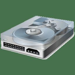 Иконка жесткий диск hdd