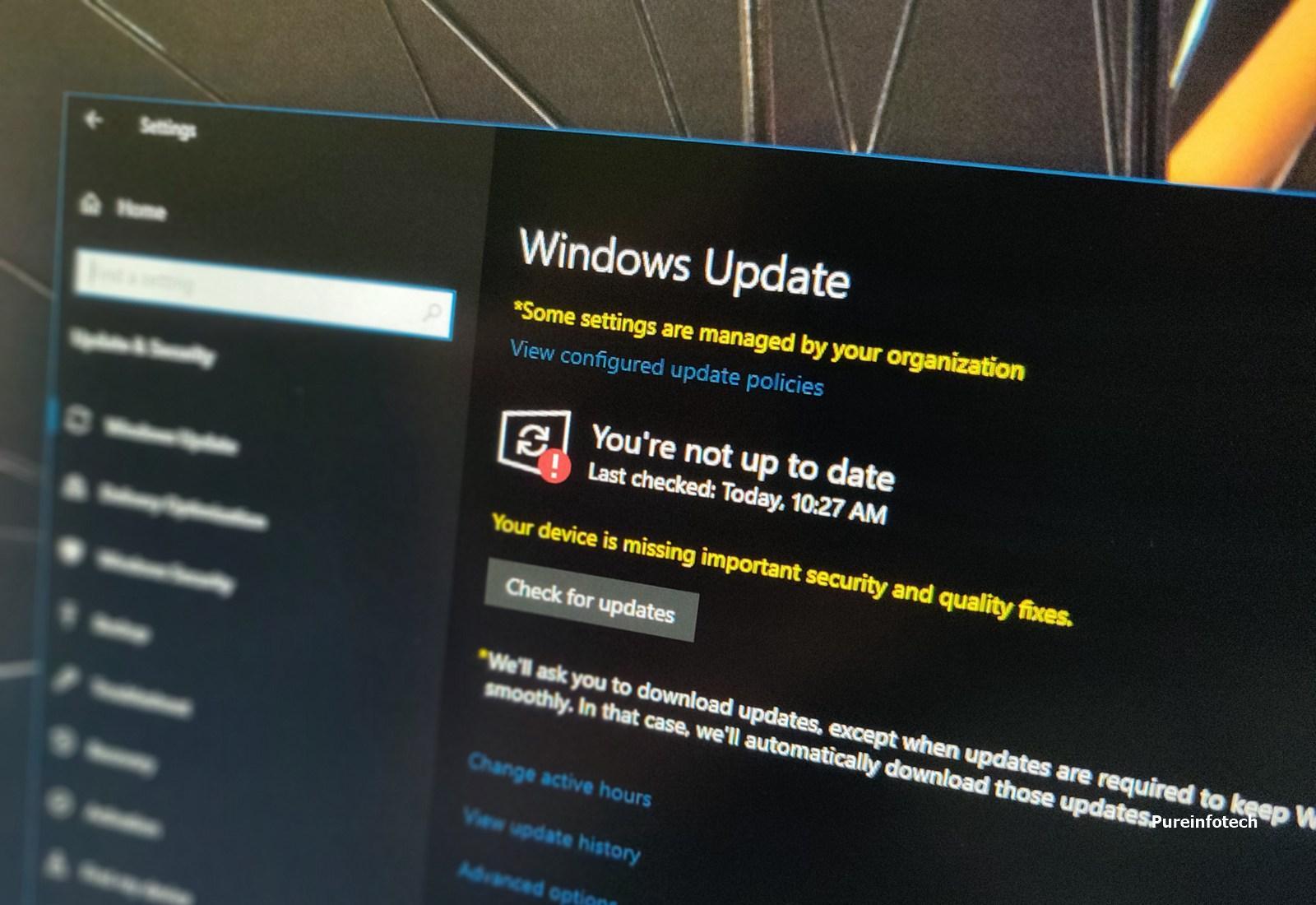 Как исправить 0x80200053 в Windows 10