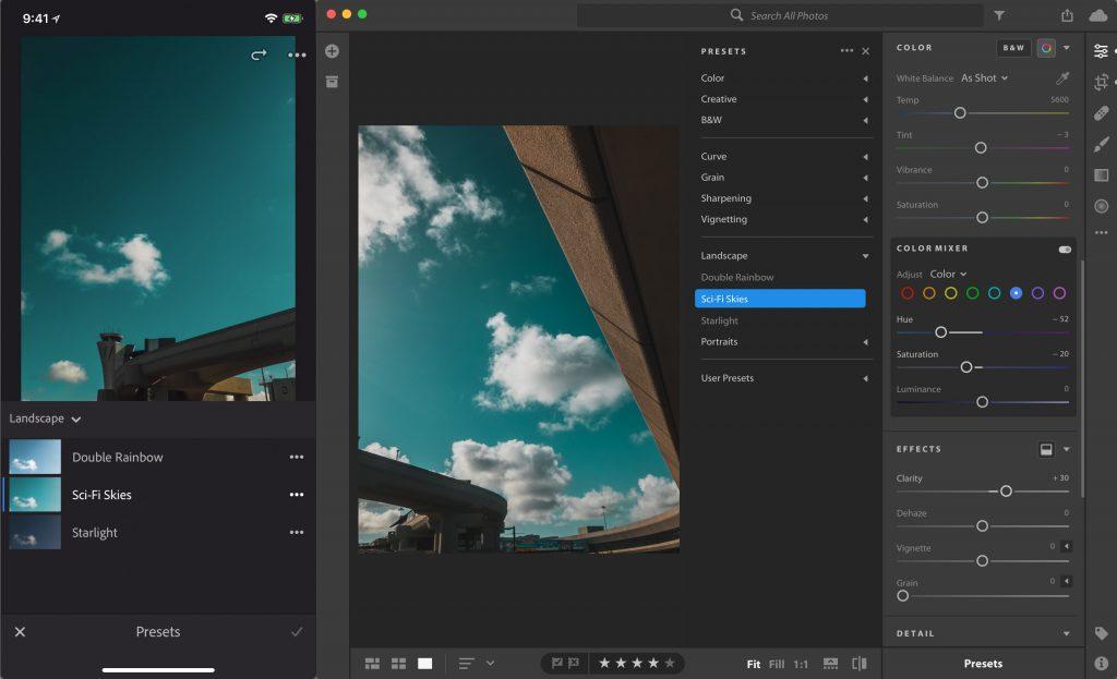 adobe lightroom обзор редакторов фото для ПК