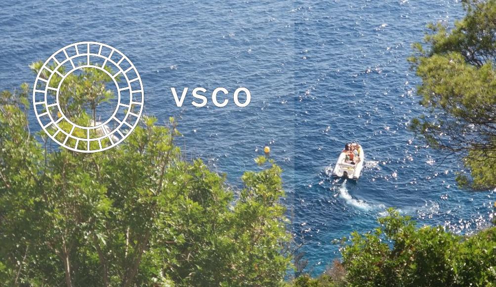 VSCO редактор фото на андроид и айфон