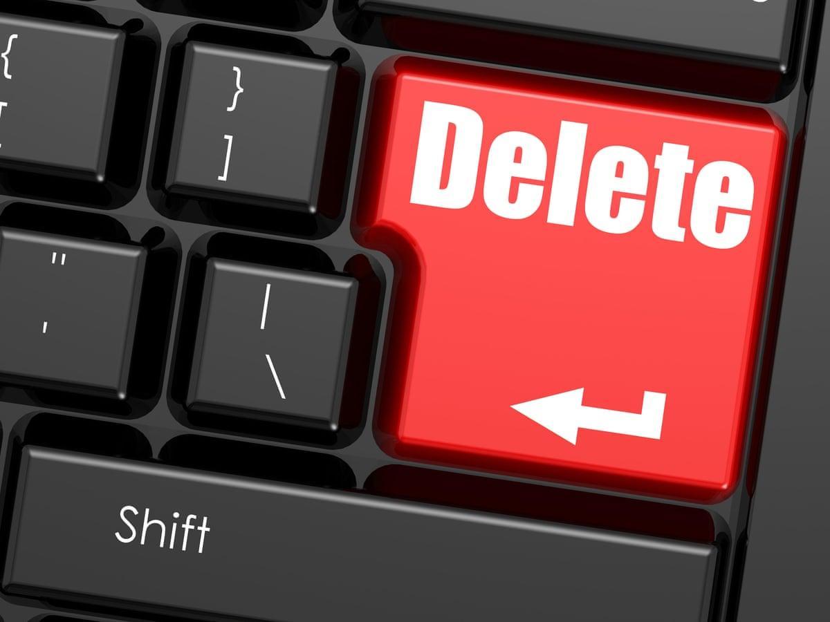 6 способов удалить неудаляемые файлы