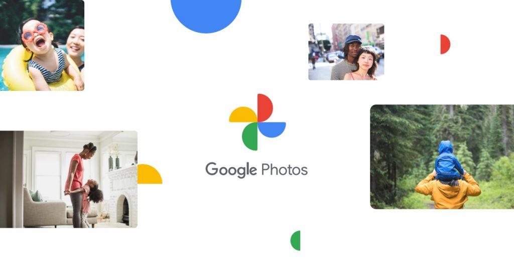 программа для создания коллажа из фото Google Photos
