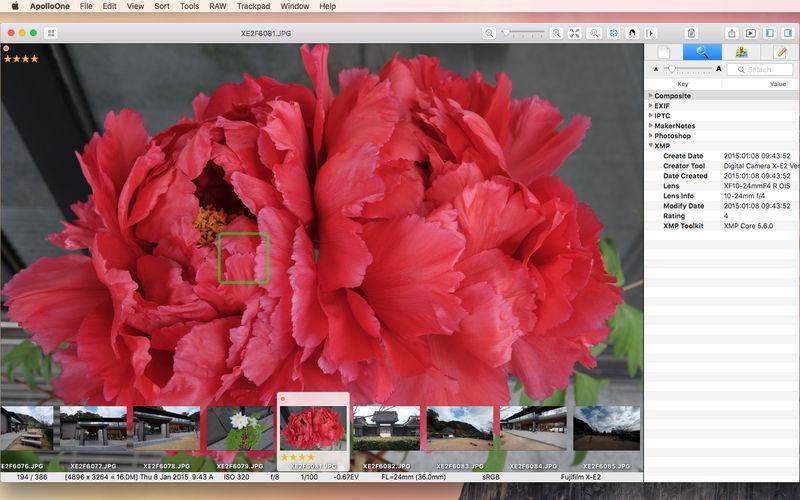утилита для просмотра фото на iMac