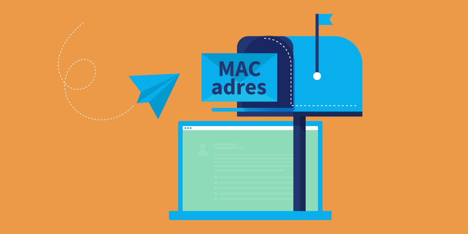 Что такое MAC-адрес