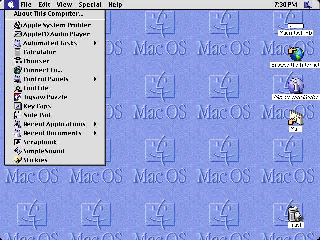 версия Mac OS 10