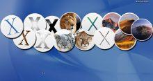 Все версии MacOS: как узнать свою версию