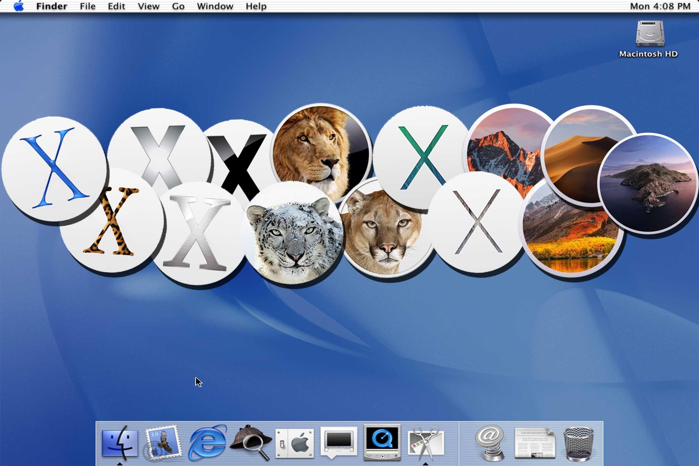 Все версии MacOS списком: как узнать свою версию