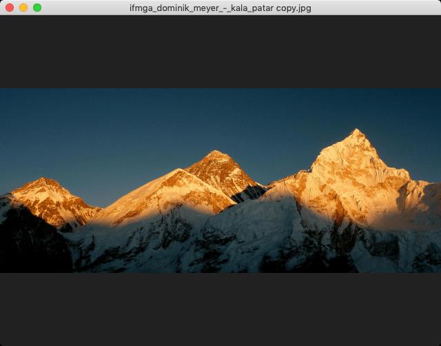 Бесплатная программа для просмотра фото на macOS