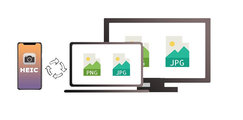 Способы как конвертировать файлы HEIC в JPEG