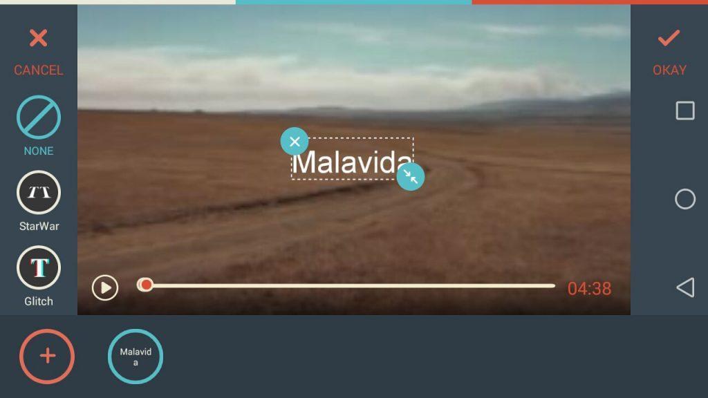 Filmora Goлегкий в управлении видеоредактор для андроид