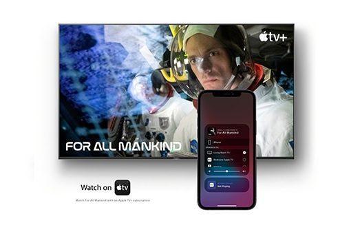 Телевизор с поддержкой AirPlay